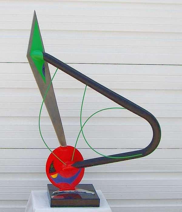 Sculpture Sculpture - Jazz by Richard Beau Lieu