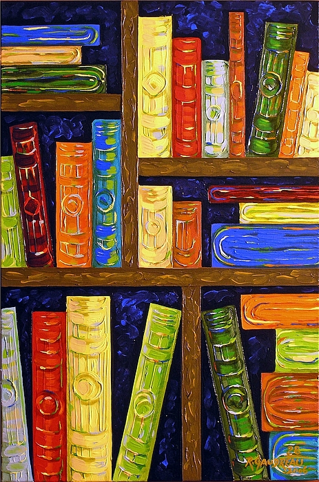 Abstract Expressionism Painting - 28 Books by Robert Gaudreau