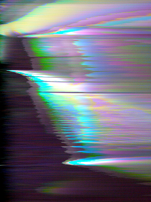 Abstract  Photograph by Michael Harris