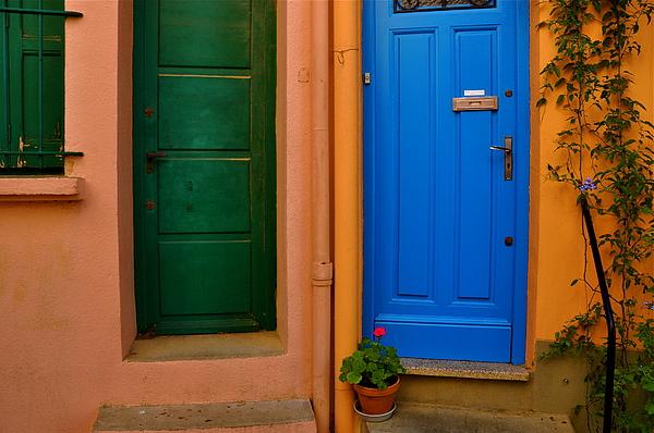 Collioure Street Photograph by K C Lynch