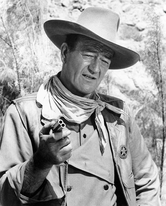 20th Century Photograph - John Wayne (1907-1979) by Granger