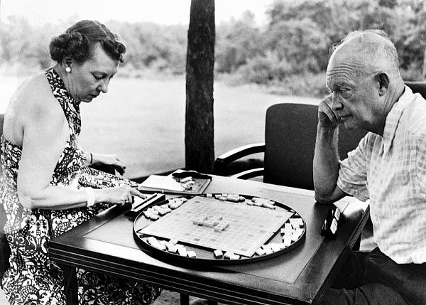 20th Century Photograph - Dwight D. Eisenhower by Granger