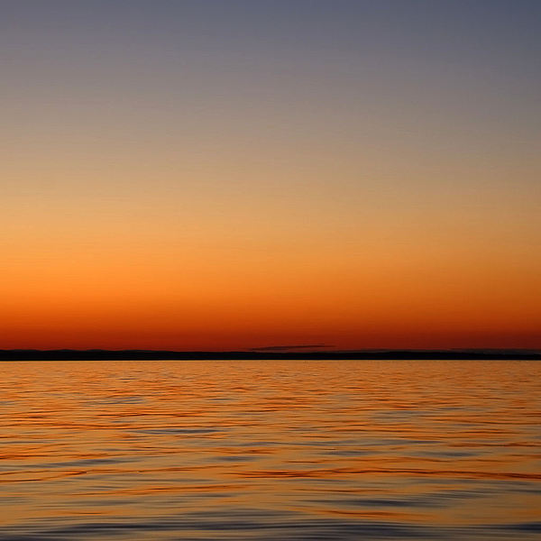 Landscape Sunset Photograph - Untitled by Zannie B