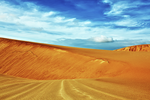 Sandhills Photograph - Desert by MotHaiBaPhoto Prints