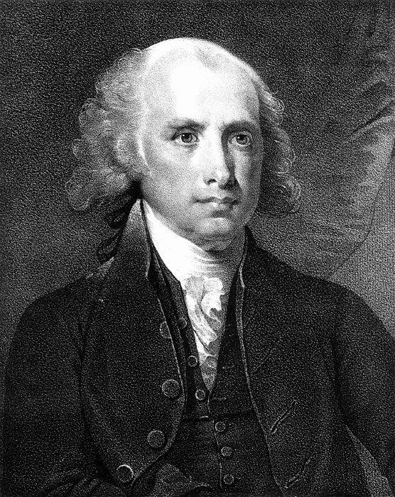 18th Century Photograph - James Madison (1751-1836) by Granger