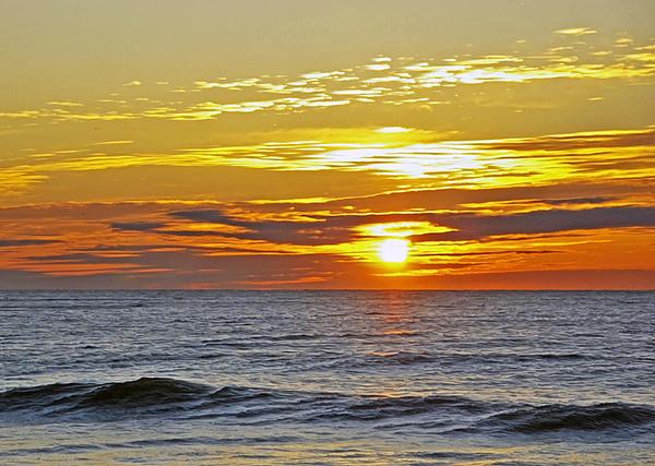 Sunrise Photograph - Sunrise by Gregory Letts