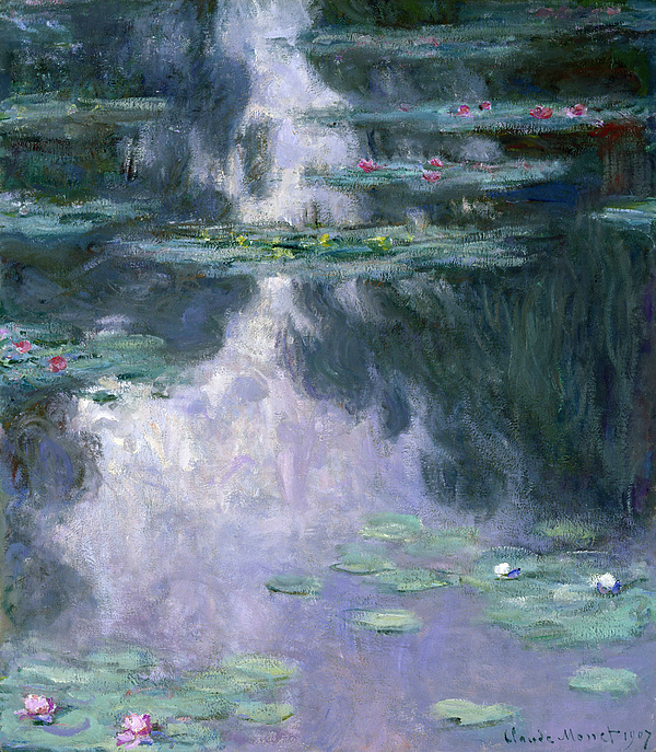 top claude monet water lilies morning wallpapers