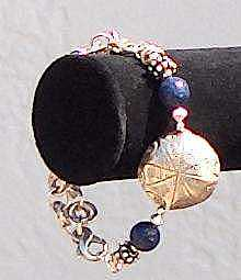 Lapis Jewelry - Blue Bali by Eleanor Love