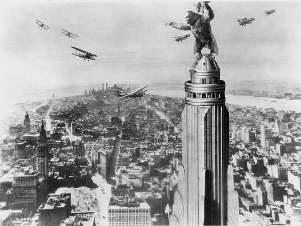 1933 Photograph - King Kong, 1933 by Granger