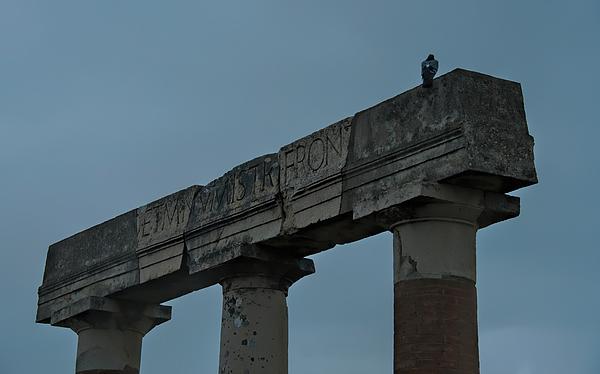 Pompeii Photograph - Pompeii Italy by Cendrine Marrouat