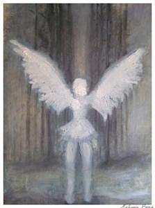 Oils Painting - 60 Years Of Death And Denial by Melissa Bond