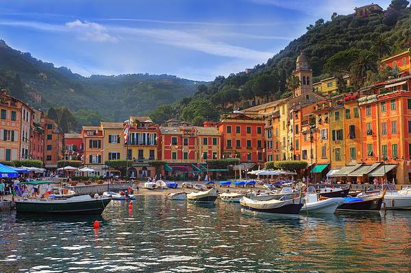 Portofino Photograph - Portofino by Joana Kruse