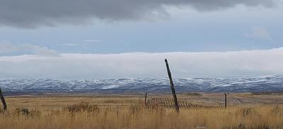 Wy Photograph - Wyoming by Christina Beyer