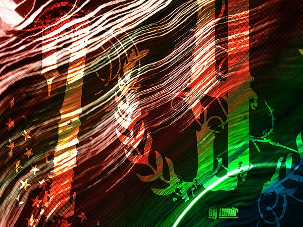 Grunge Digital Art - 79 by Ivan Csorgo