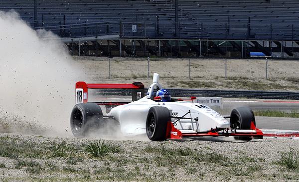 Grand Prix Photograph - Utah Grand Prix by Dennis Hammer