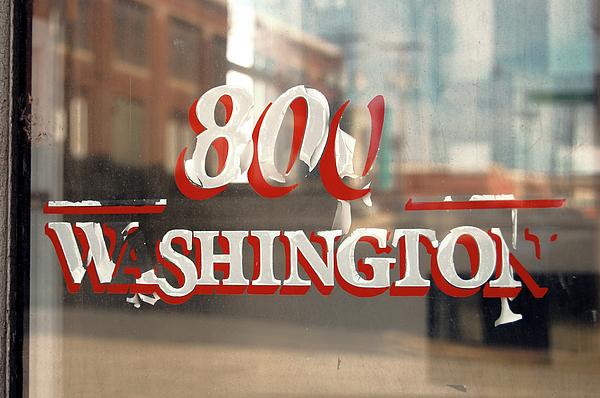 800 Photograph - 800 Washington by Jame Hayes