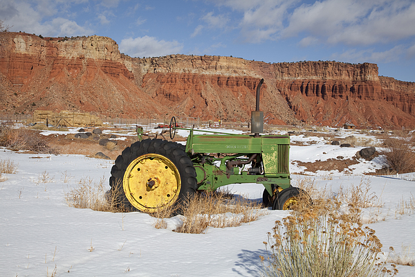 Americana Photograph - Capitol Reef National Park by Mark Smith