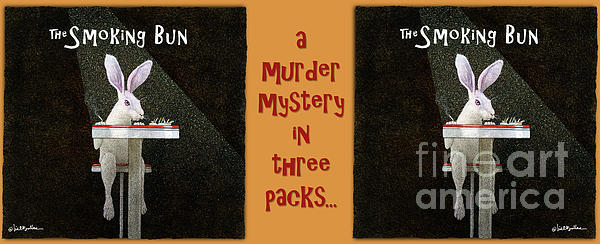 Mug Painting - A Murder Mystery In Three Packs... by Will Bullas