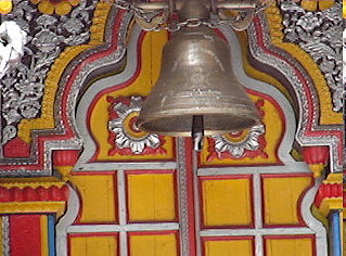 Photographs Photograph - A Temple Bell by Anand Swaroop Manchiraju