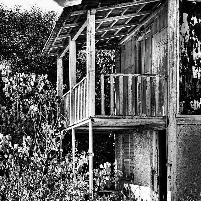 Amazing Photograph - Abandoned, Kalamaki, Zakynthos by John Edwards