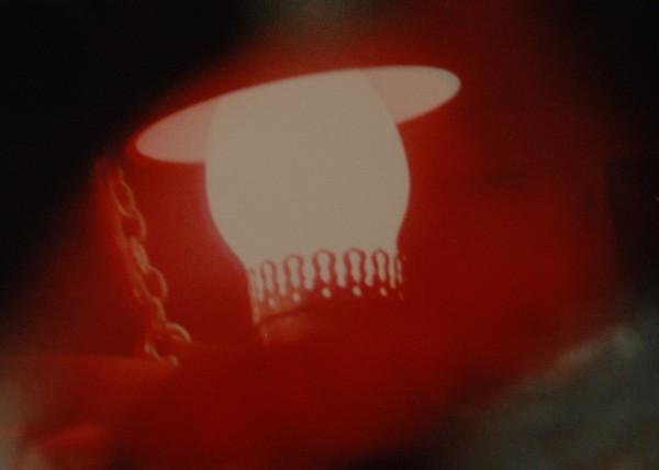 Lantern Photograph - Abstarct Sea Lantern by Rob Hans