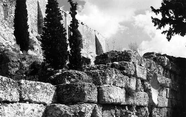 Acropolis Photograph - Acropolis by Susan Chandler