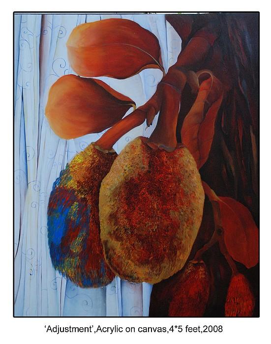 Adjustment Painting by Manisha Dey