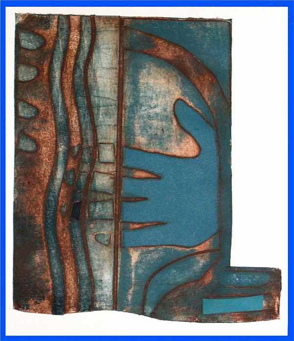 Afro Cuban B Print by Steve Mayo