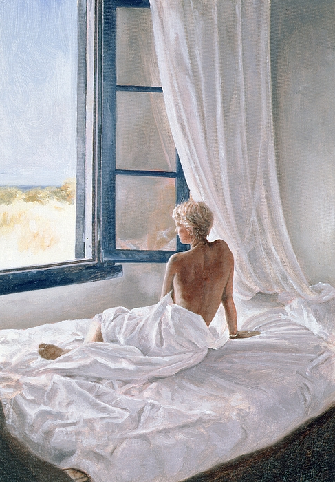 Nudes Painting - Afternoon View by John Worthington