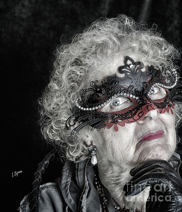 Portraits Photograph - Age Is Not A Victim  by Steven Digman