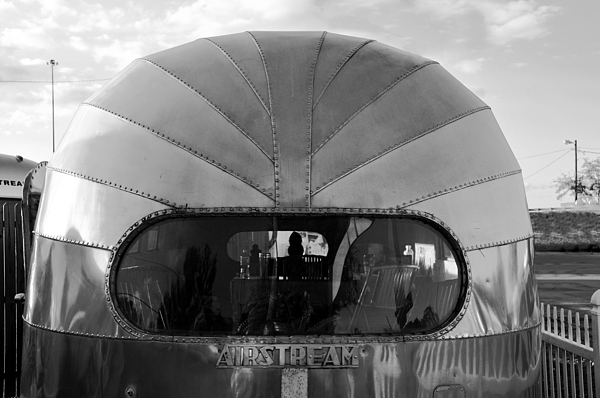 Fine Art Photography Photograph - Airstream Dome by David Lee Thompson