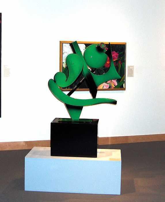 Sculpture Sculpture - Aladdin by Richard W Beau Lieu
