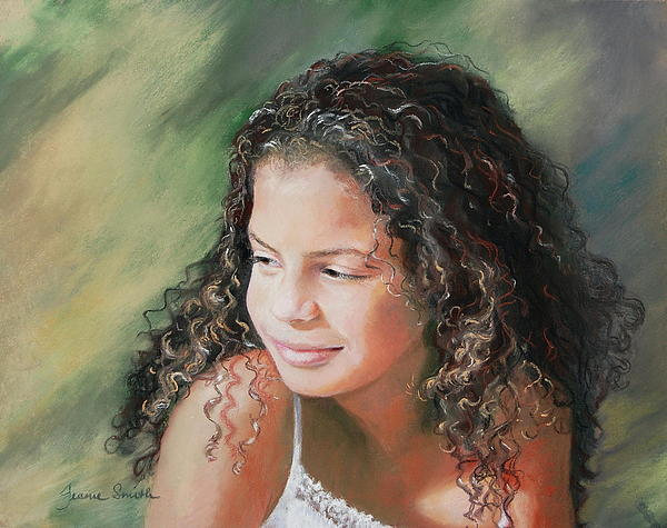 Portrait Painting - Alexis by Jeanne Rosier Smith