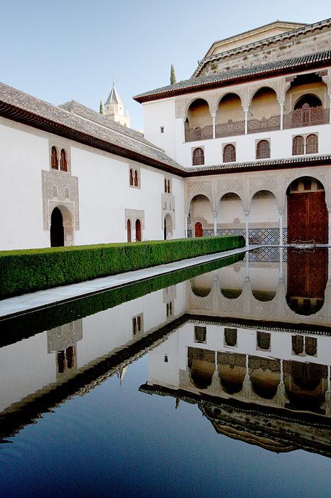 Alhambra Photograph - Alhambra by Jason Hochman