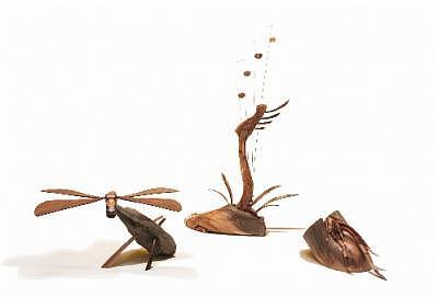 Alive Sculpture by Steven Bunnelle
