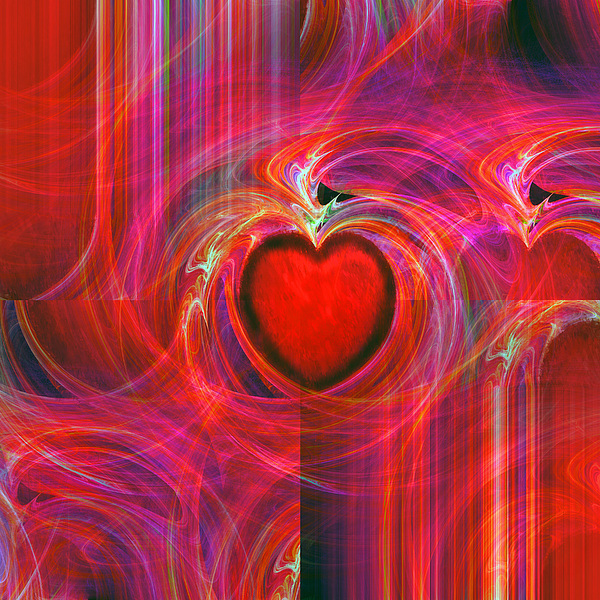 Digital Digital Art - All I Have To Give You by Michael Durst