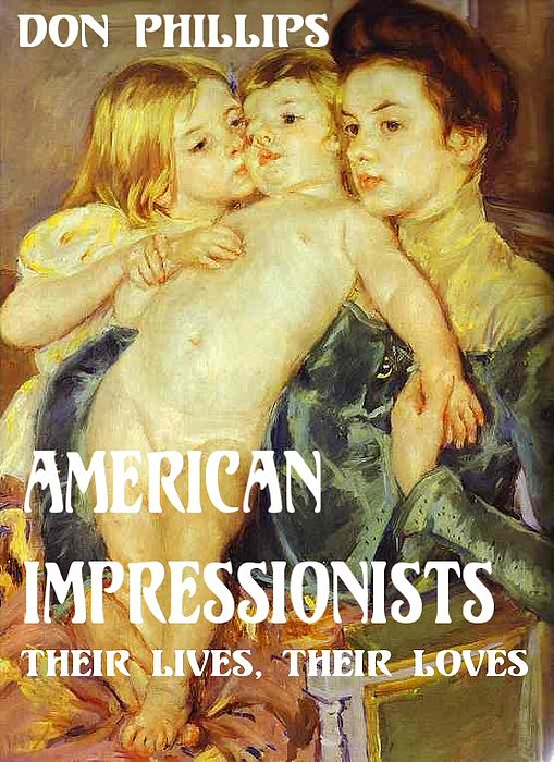 Impressionism Photograph - American Impressionists by Don Phillips