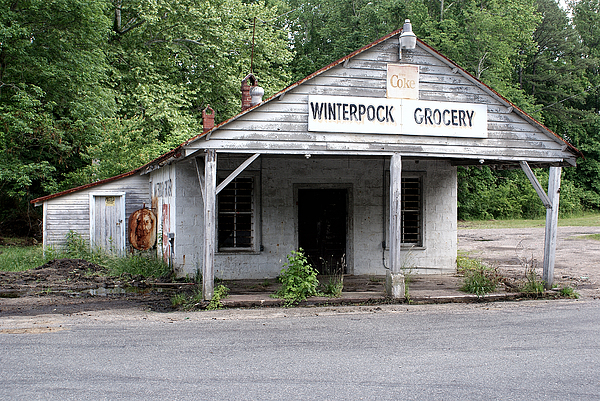 Store Photograph - Americana by Jean Haynes