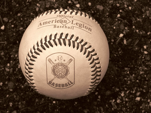 Baseball Photograph - Americas Favorite  by Colleen Kammerer