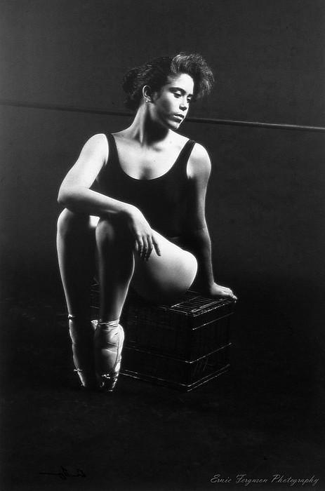 Portraiture Photograph - Amparo by Ernie Ferguson