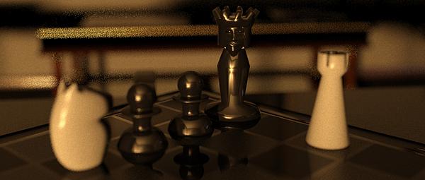 Chess Digital Art - Anastasias Mate by James Barnes
