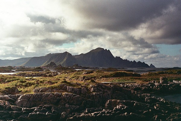 Andenes Photograph - Andenes by Gregory Barger