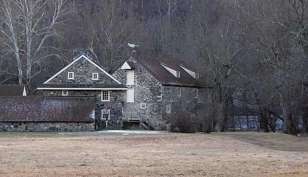 Andrew Wyeth Photograph - Andrew Wyeth Home by Gordon Beck