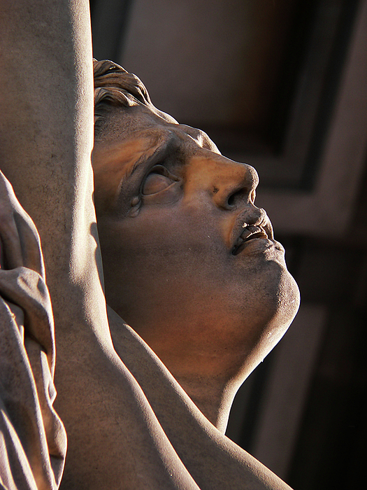 Marble Photograph - Anguish by Angela Wright
