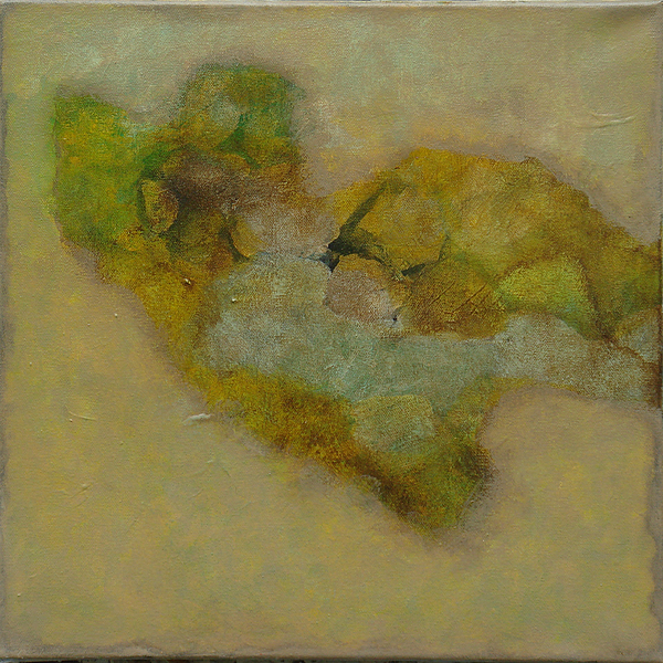 Abstract Painting - Animal by Judith Grunberger