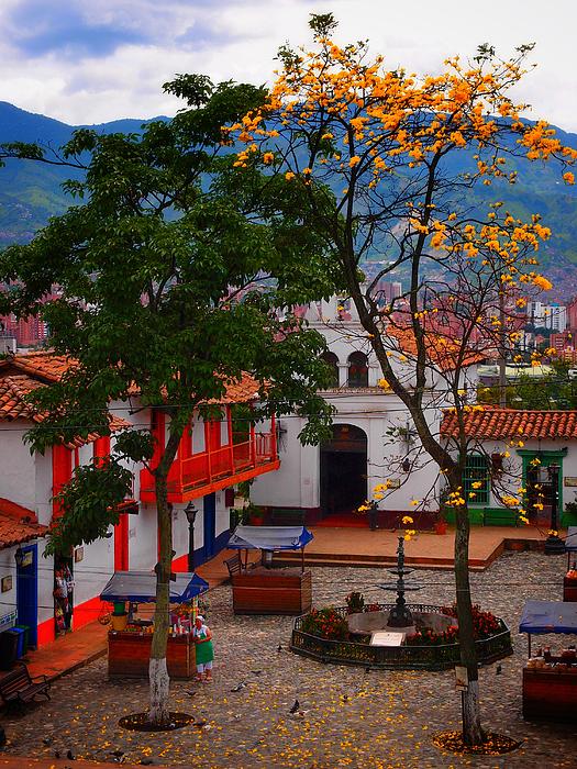 Antioquia Photograph - Antioquia by Skip Hunt