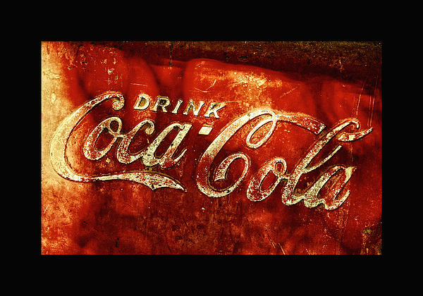 Ice Box Photograph - Antique Coca-cola Cooler II by Stephen Anderson