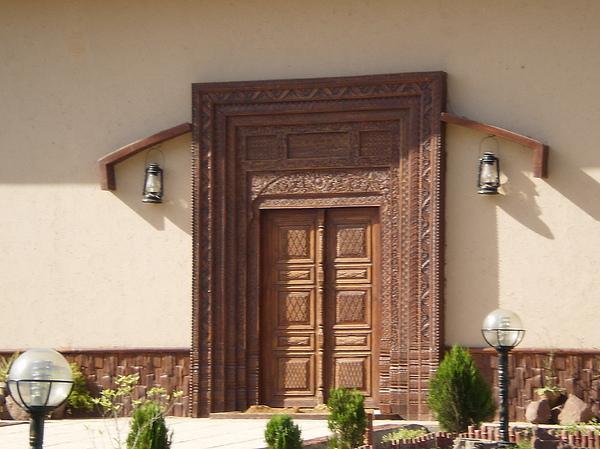 Antique Door Photograph by Munir Ahmad