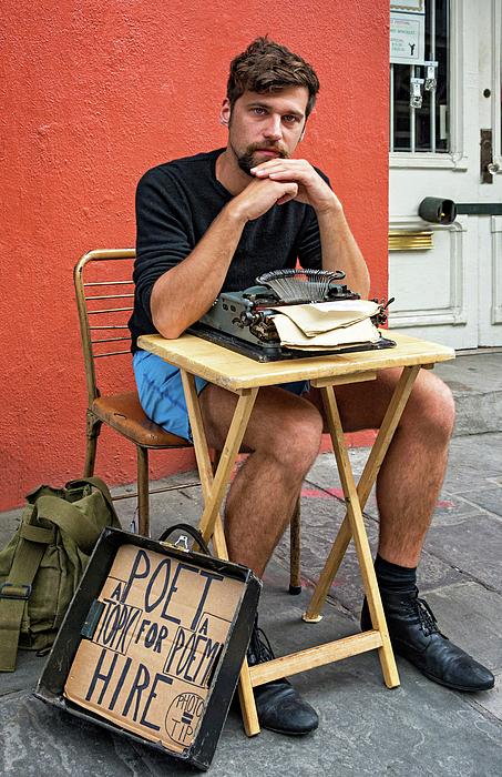 Antoine Photograph - Antoine by Steve Harrington