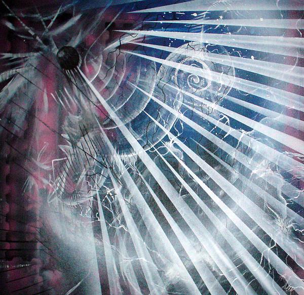 Apocalypse Painting - Apocalypse by Leigh Odom